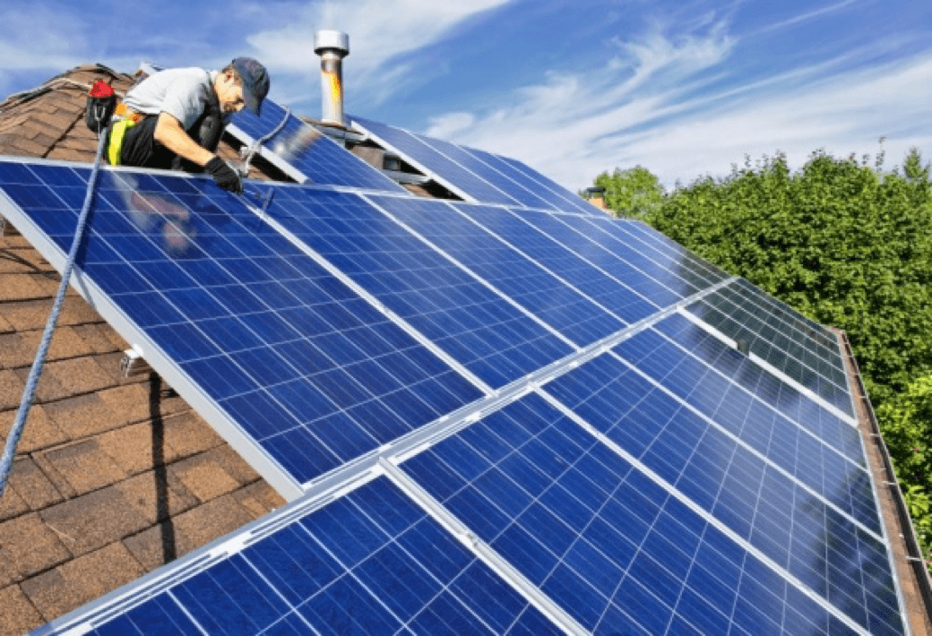 Використання сонячних електростанцій